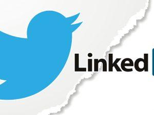 Diferencia entre LinkedIn y Twitter, ¿Por qué tener los dos?